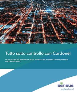 SENSUS - Brochure Cordonel