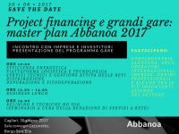 30/06 Meeting Abbanoa Project Financing e grandi gare