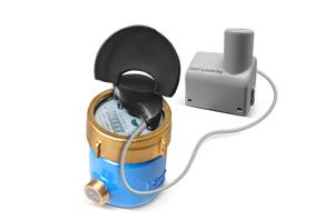 WaterTech Encoder Opto e radio per contatore d'acqua Pegasus