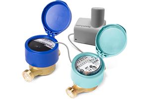 WaterTech Encoder induttivo e radio per contatore d'acqua Polaris