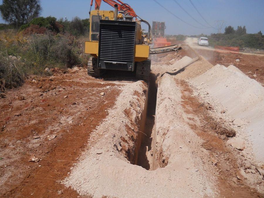 Acquedotto pugliese - sviluppo del salento