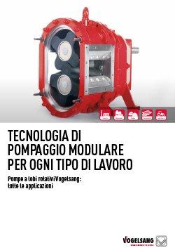 Vogelsang - Brochure Pompe a lobi rotativi