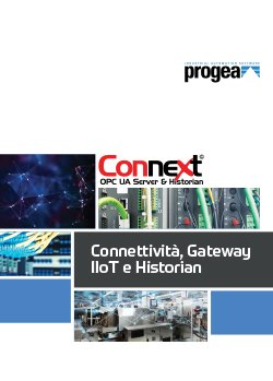 PROGEA - Connext - brochure