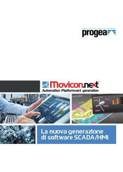 PROGEA - Movicon.NExT - brochure