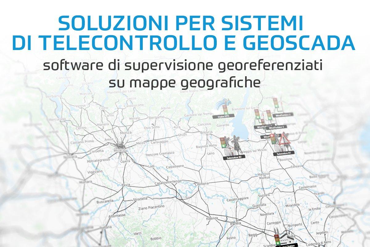 PROGEA - Telecontrollo e geoscada