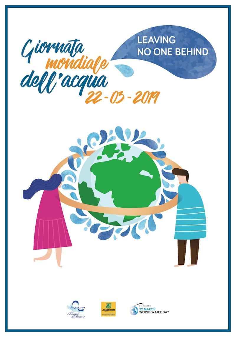 Acqualatina Giornata Mondiale dell'Acqua