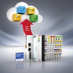 BECKHOFF - controllo basato su cloud