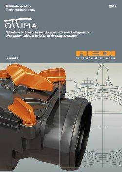 REDI - Brochure OTTIMA - Valvola antiriflusso