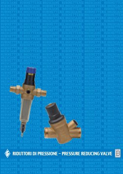 Rubinetterie Bresciane - Catalogo riduttori di pressione