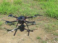 Drone con termocamera e geolozalizzatore - Festival dell'acqua