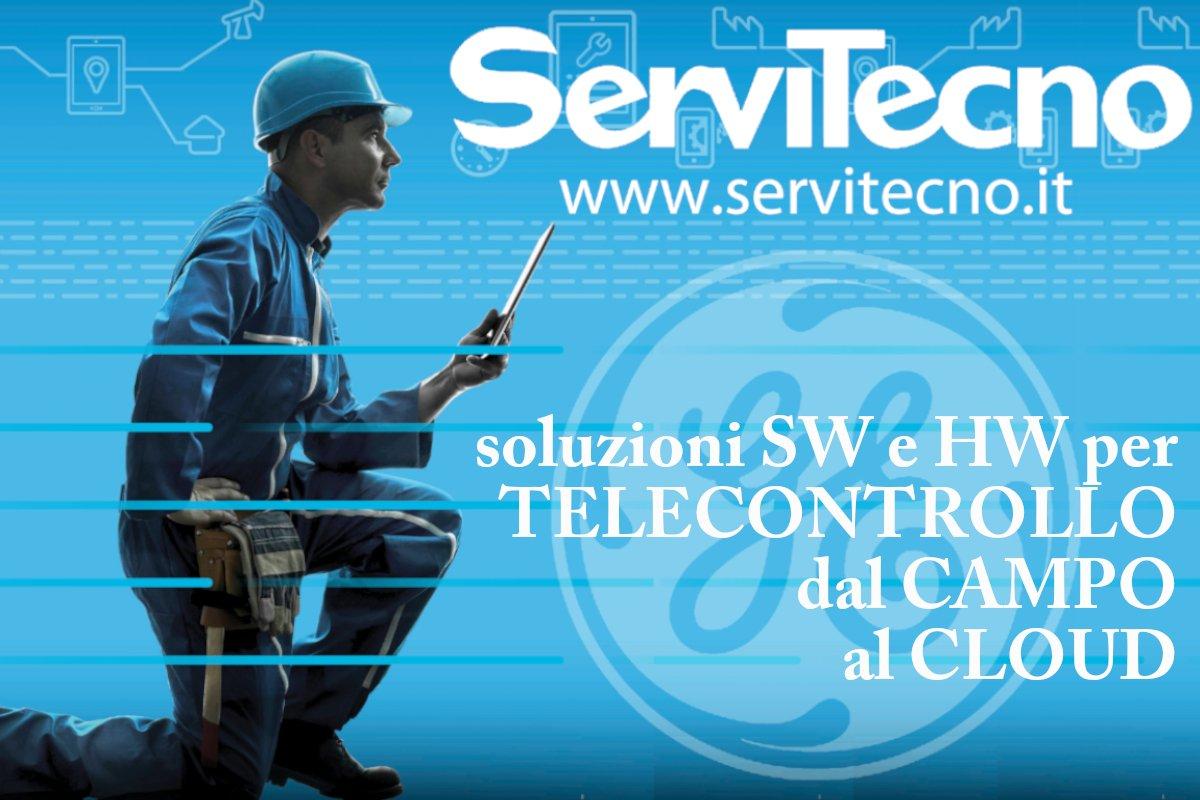 Servitecno - Telecontrollo