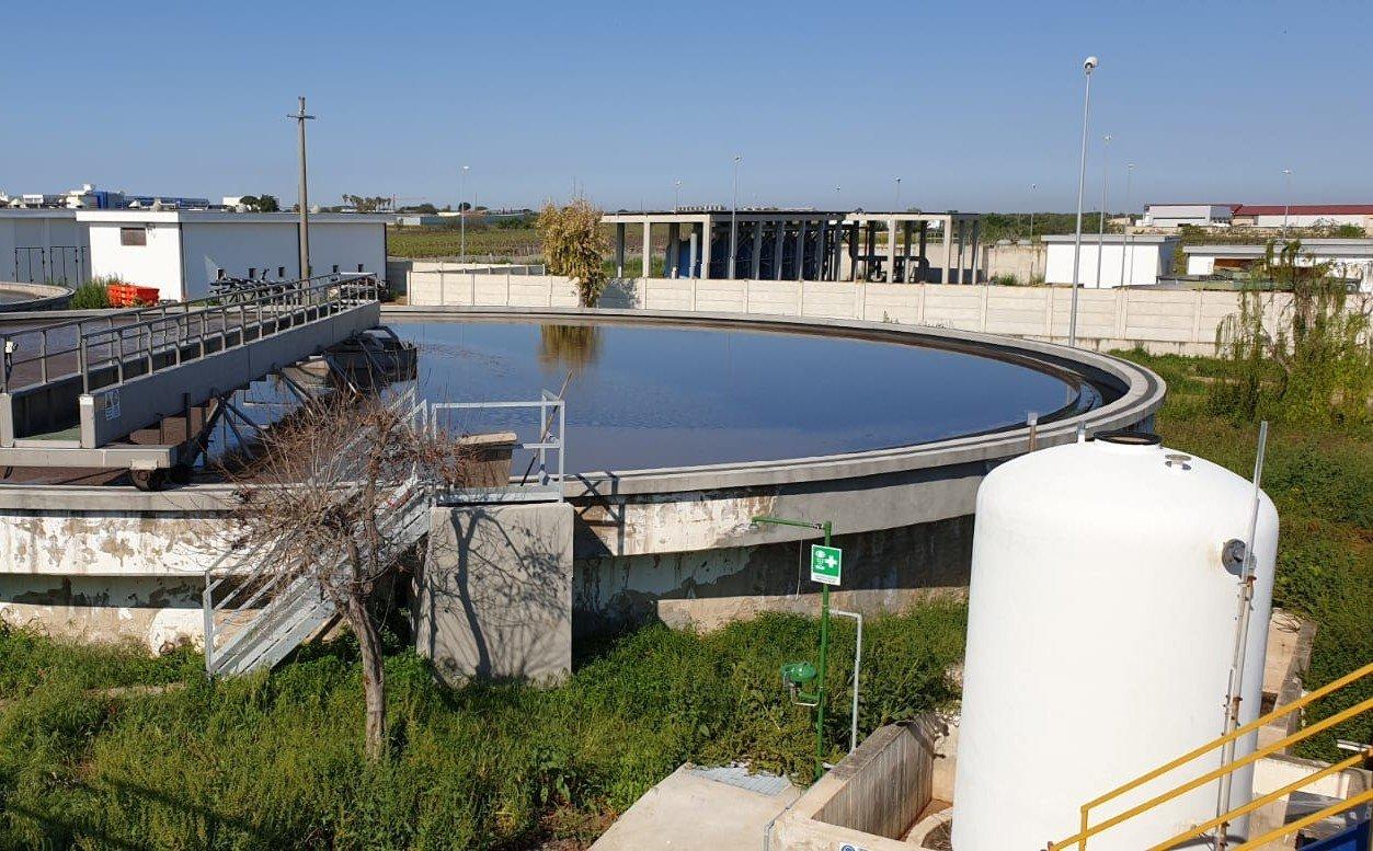 Acquedotto pugliese depurazione