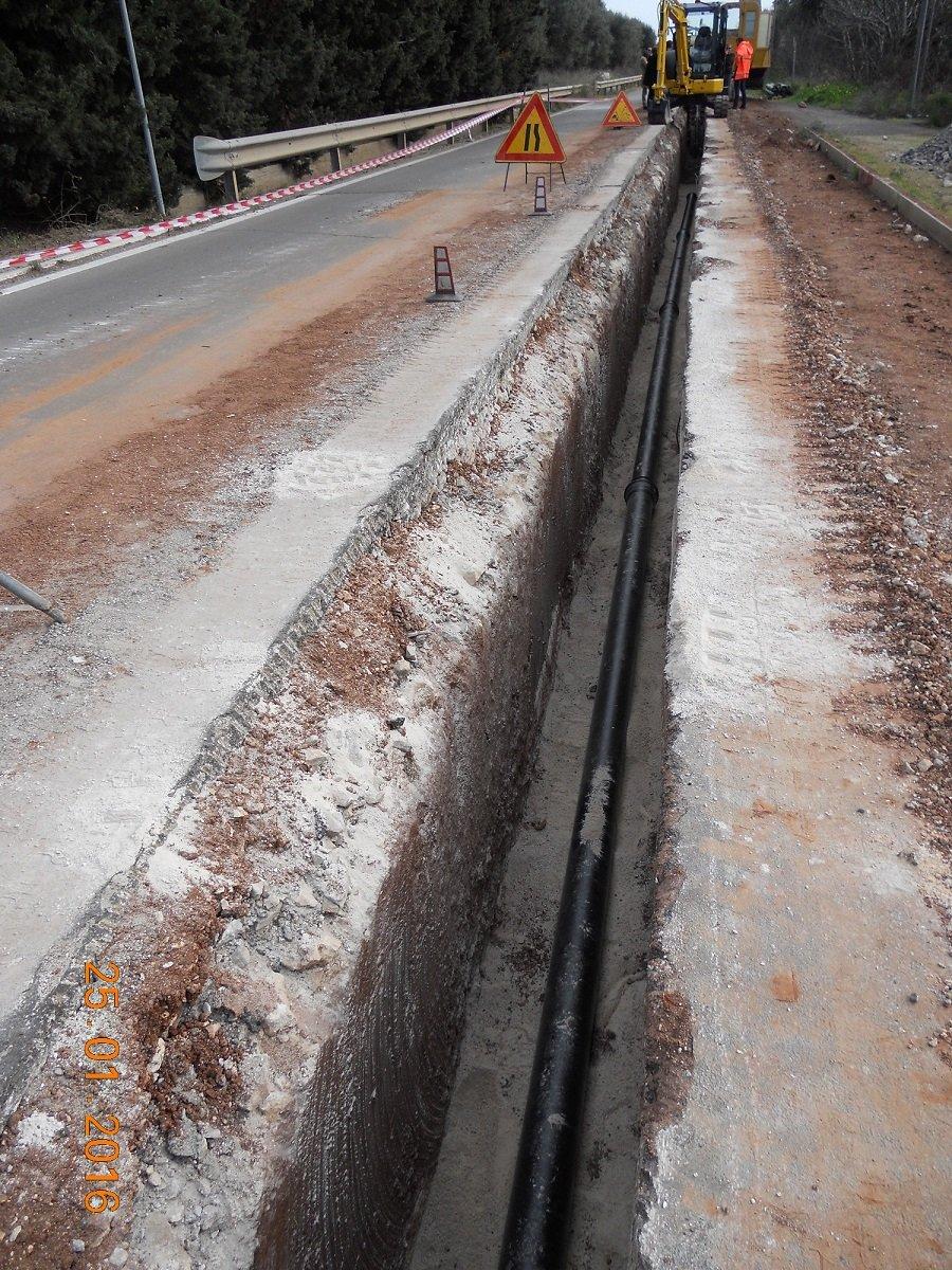 Partiti i lavori di potenziamento della rete idrica su Martina Franca
