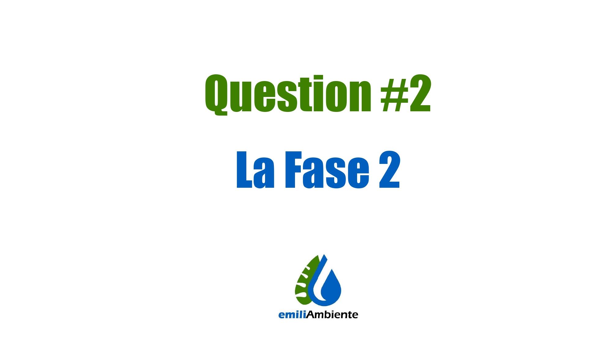 EmiliAmbiente QuestionTime 2