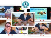 """Scuola dell'Acqua, promossa a pieni voti la versione """"On Line"""""""