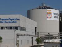 Terminati i lavori di ristrutturazione e potenziamento del depuratore di Bari Ovest