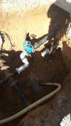 Lavori di ammodernamento della rete idrica nel Comune di Nettuno 1