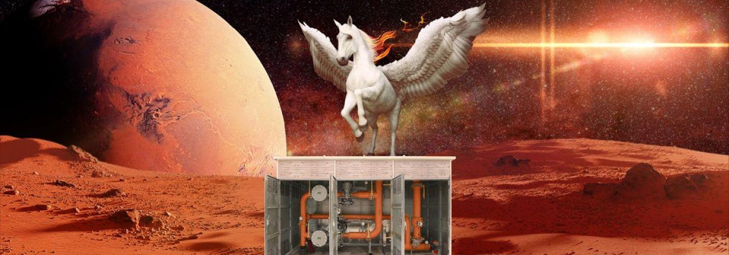 PGT Pegasus parallax