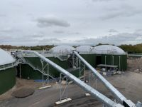 Nuovo impianto per la produzione di Biogas da rifiuti organici in Olanda 1