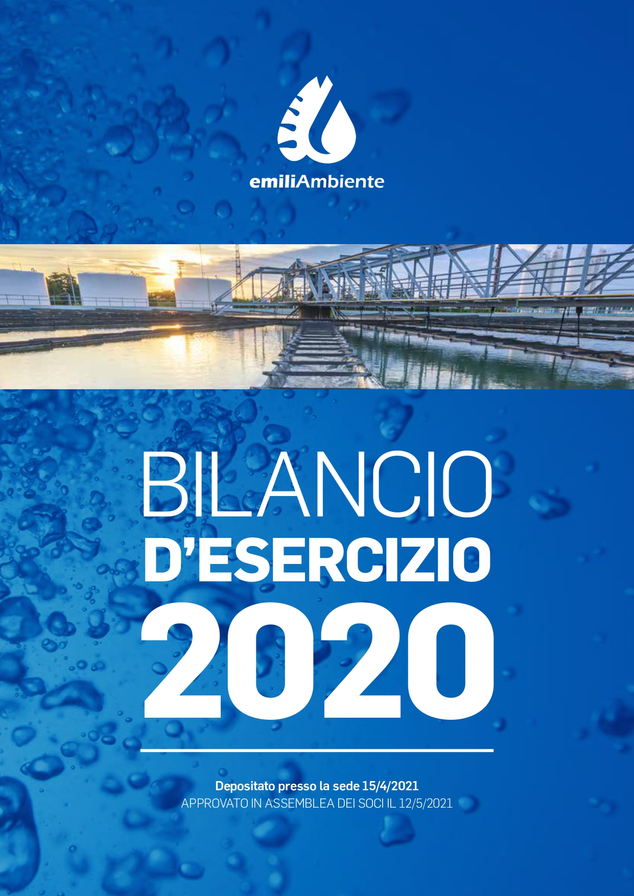 Il 2020 di EmiliAmbiente: 3,8 mln di investimenti e 2,4 mln di utile