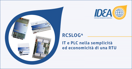 IDEA RCSLOG4