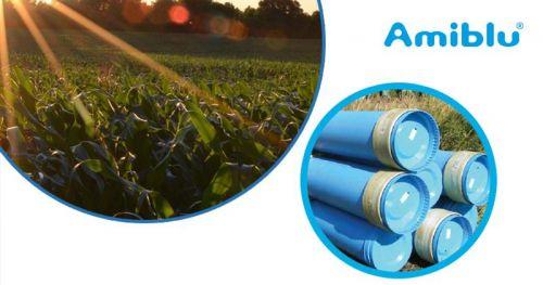 Tubazioni HOBAS per irrigazione
