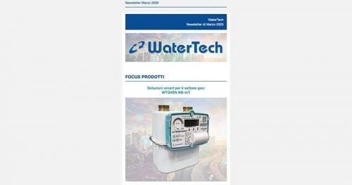 WaterTech NL Marzo