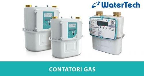 WaterTech Contatori Gas