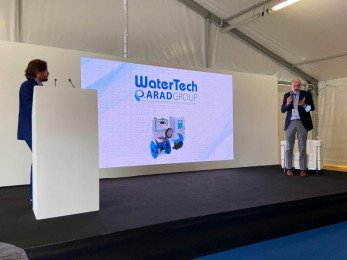 Speech WaterTech e Gruppo CAP @ Servizi a Rete TOUR 2021