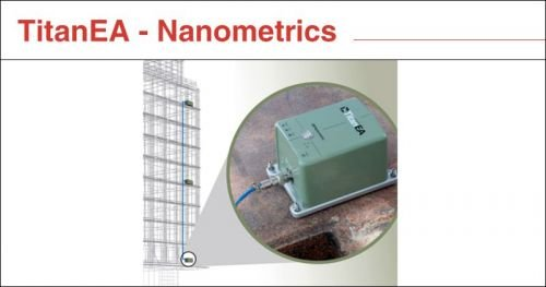 Codevintec TitanEA - Nanometrics