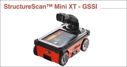Codevintec Georadar StructureScan Mini XT GSSI