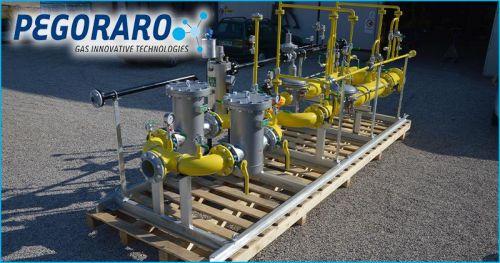 PGT Impianto di trattamento metano e azoto